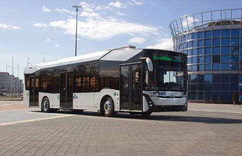 электробус МАЗ 303E10