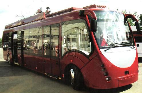 электробус АКСМ 42003