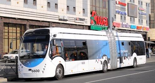 электробус АКСМ 43303
