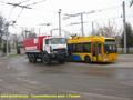 Троллейбусное депо.