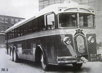 Троллейбус ЛК-3