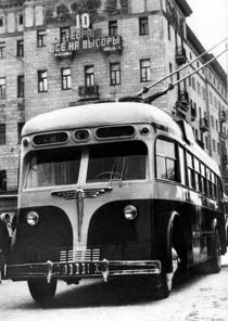 Троллейбус МТБ-82А