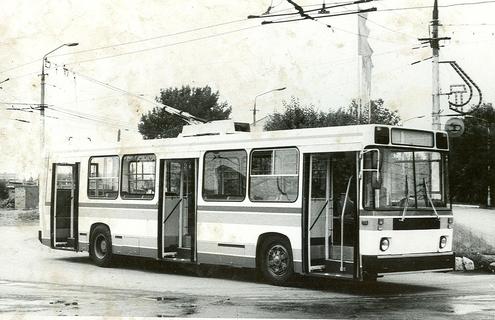 Троллейбус Зиу-5257