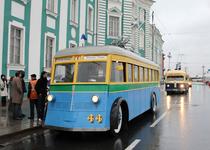Троллейбус ЯТБ-1