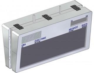 Панель для остановок — ELP 310B-20