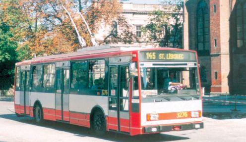 Троллейбус 14TRM