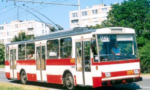 Троллейбус 14TR