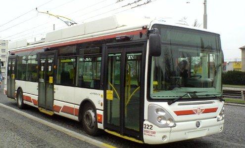 Троллейбус 24TR