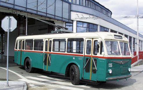 Троллейбус 6TR
