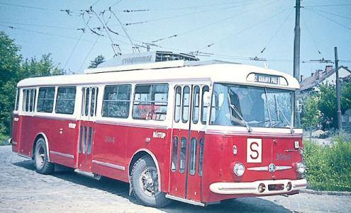 Троллейбус 9TR