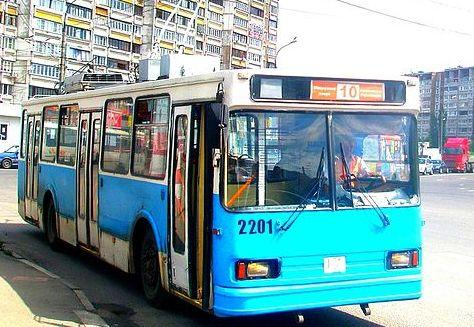 Троллейбус AKSM 20101