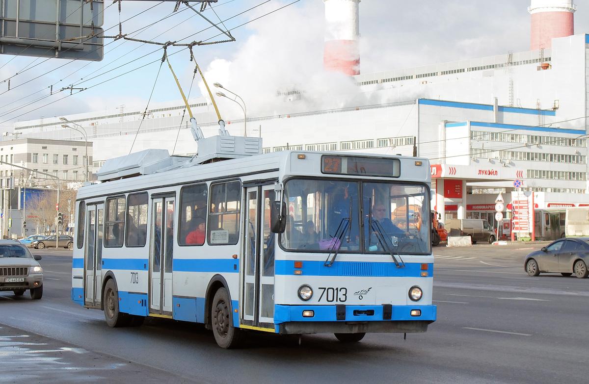 Троллейбус МТрЗ_5279