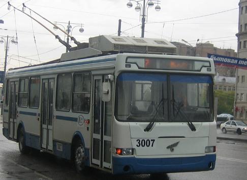Троллейбус МТрЗ_5279.0000012