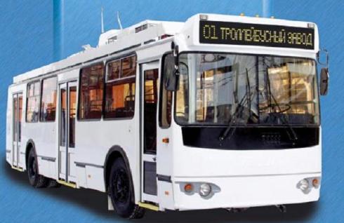 Троллейбус ZiU_682