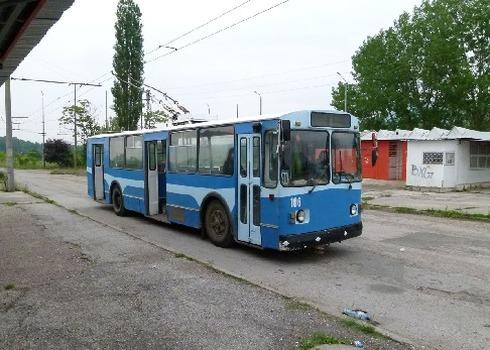 Троллейбус ZiU_682В1