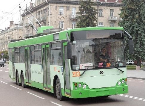 Троллейбус Богдан Е231
