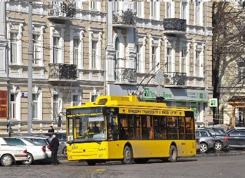 Троллейбус Богдан Т701.10
