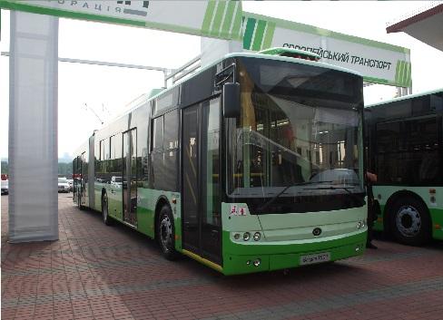 Троллейбус Богдан Т901.10