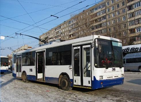 Троллейбус 52768