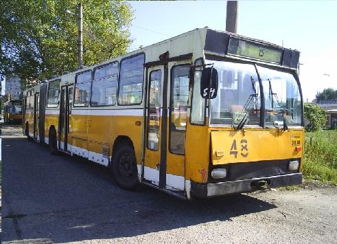 Троллейбус Rocar E217