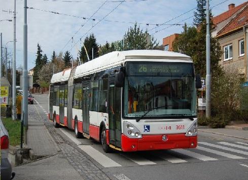 Троллейбус 25TR