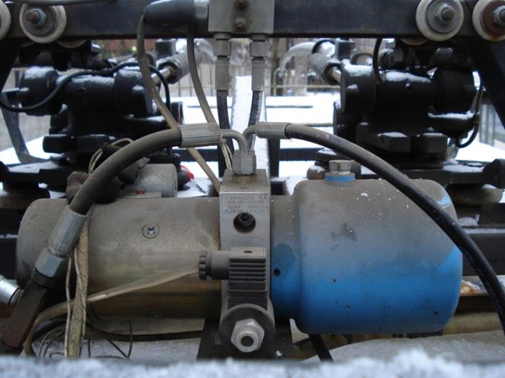 Гидростанция