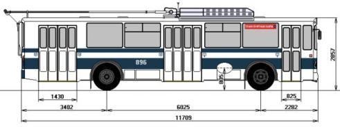 Троллейбус АКСМ 101