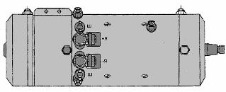 Двигатель гидронасоса Г 732В
