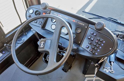 Кабина водителя АКСМ 32100D