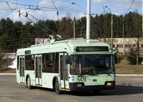 Троллейбус AKSM 321