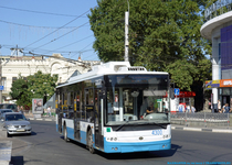 Троллейбус Богдан 701.10