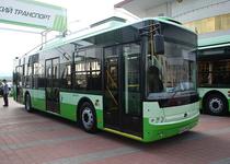Троллейбус Богдан 701.15