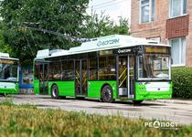 Троллейбус Богдан 701.17