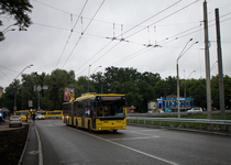 Троллейбус Богдан 901.10