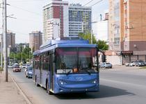 Троллейбус БТЗ 5273