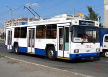 Троллейбус БТЗ 52768