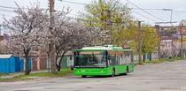 Троллейбус LAZ E183A1