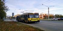 Троллейбус ЛАЗ 52522