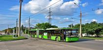 Троллейбус LAZ E301