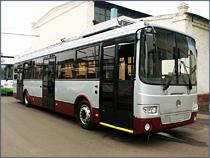 Троллейбус ЛиАЗ 52803