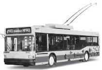 Троллейбус МАЗ 103Т