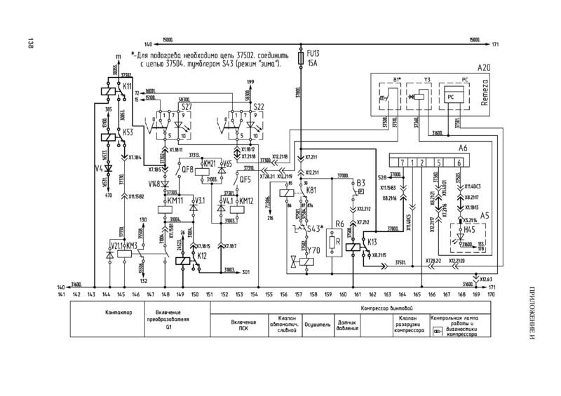 Контактор, преобразователь, компрессор