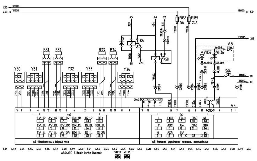 Система ABS/ASR