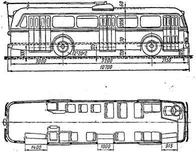 Троллейбус Шкода 9Tr