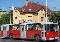 Троллейбус ЗИУ 9Б