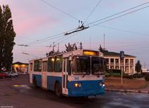 Троллейбус Trolza 682Г-00/682Г-012/682Г-014