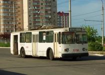 Троллейбус ЗИУ 682_B1