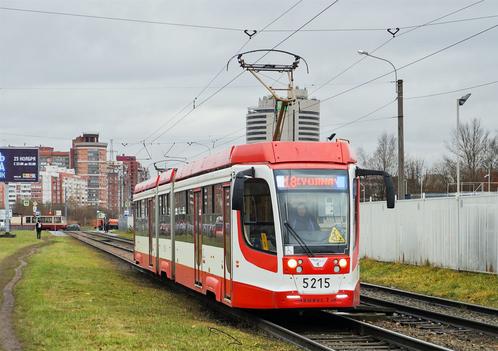 Трамвай КТМ-31