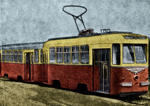 Трамвай КТМ-3