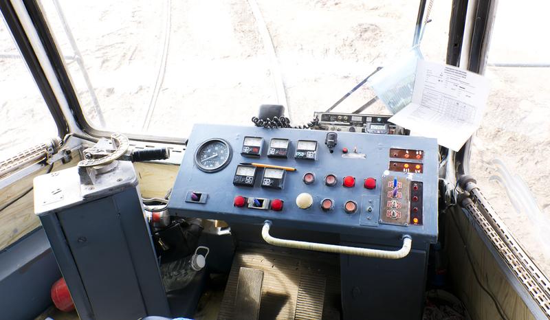 Кабина КТМ-5
